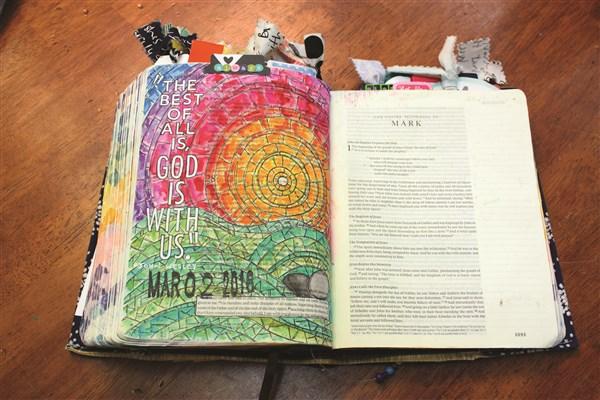 Benefits Of Bible Journaling