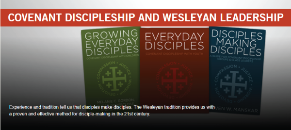 Covenant Discipleship and Wesleyan Leadership