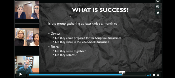 Learn + Lead Webinar: Why and How to Start a New Small Group