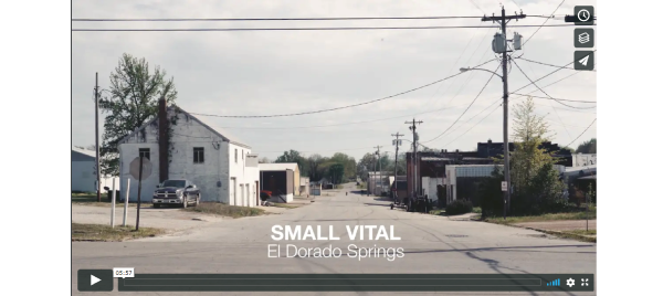 Small Vital Church: El Dorado