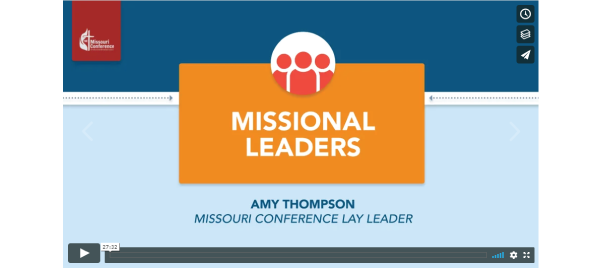 Action Plan Kick-Off: Missional Leaders