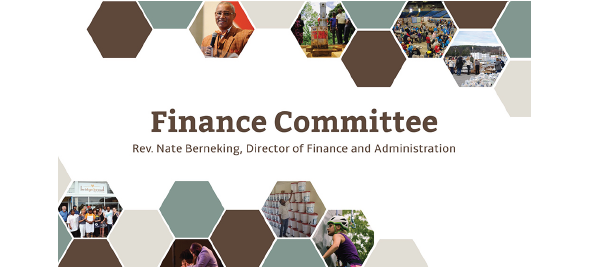 Local Church Finance Committee Just Finance Presentation