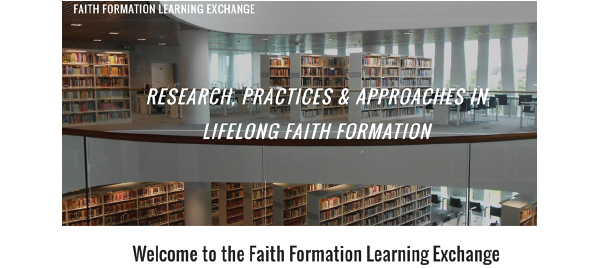Faith Formation Learning Exchange