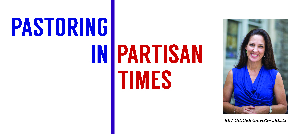 Pastoring in Partisan Times with Rev. Ginger Gaines-Cirelli