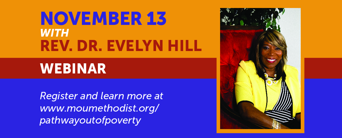Pathway Out of Poverty Webinar: Rev. Dr. Evelyn Hill