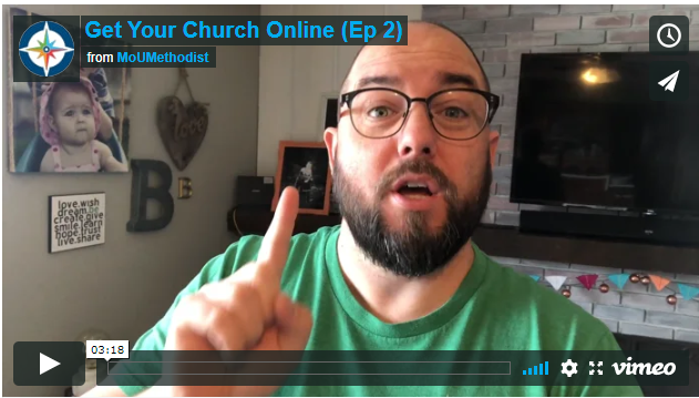 Get Your Church Online- Episode 2: How to Get on Facebook Live