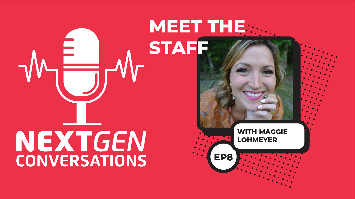 Meet the Staff with Maggie Lohmeyer
