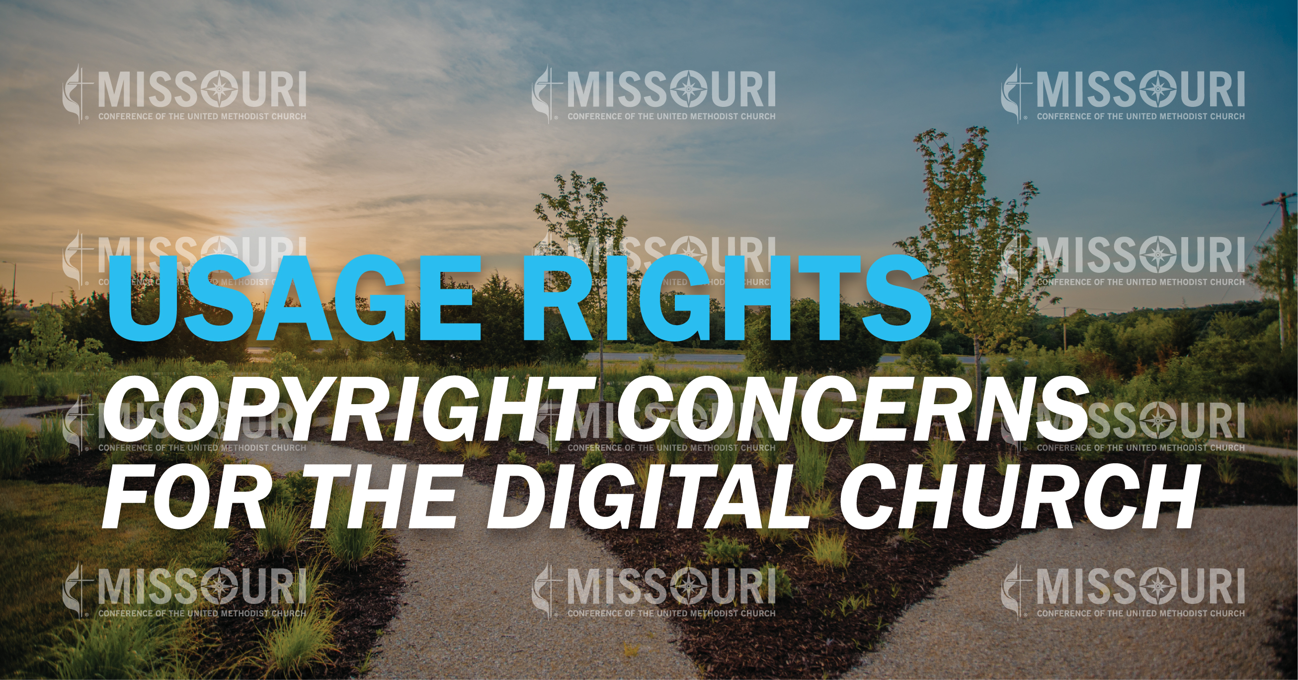 Usage Rights: Copyright Concerns for the Digital Church