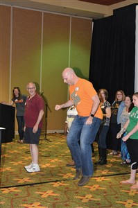 Core Practices Get Things Rolling with Improv