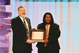Jefferson Receives Social Justice Award